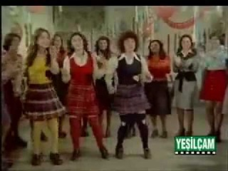 Turkish group Cici Kizlar