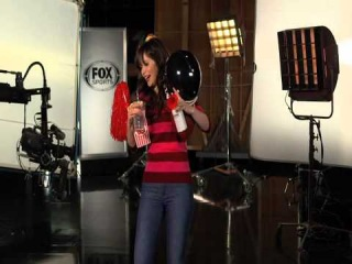 Zooey Deschanel Sound Up! (FOX) - 29 Сентября, 2012