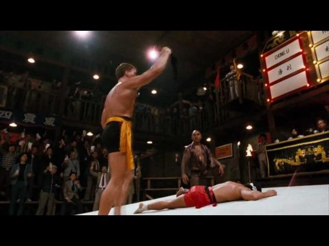 Bloodsport - Fight to survive - Jean-Claude Van Damme