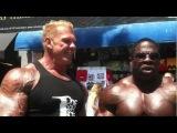 1 day u may interviews Kali Muscle after winning