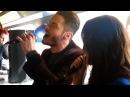 Baptiste Giabiconi Karima charni - Là-bas -acoustique IDTGV 26-03-13