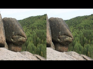 Красноярские столбы 3D.Осень 2012.mp4
