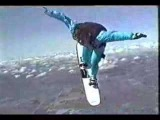 THE 1st ESPN SKYSURFING DEMO CHAMPION 1992' RUSSELL CALKINS