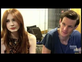 Matt and Karen On Cosplayers (Fans Dressing up as Doctor Who Characters)