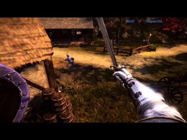 Chivalry Medieval Warfare Видео гайд по Тяжелому рыцарю by DevilSun