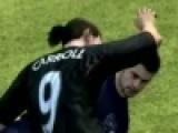 Ошибка в компьютерной игре привела в восторг футбольных болельщиков - Первый канал