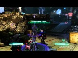 Transformers: Fall of Cybertron - Infiltrator and Titan on a Ram (Xbox 360)