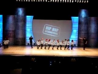2011World Hip Hop Dance Championship Mega Crew Champions The Royal Family