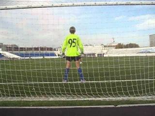 Кожаный мяч-2012. Дзержинск. Решающая серия пенальти