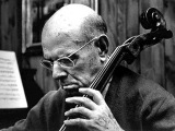 Bach Cello Suite  3 Praeludium by Pablo Casals