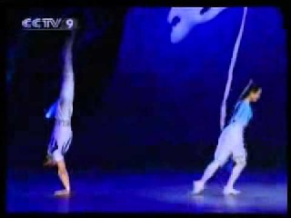 Chinese modern dance competition
