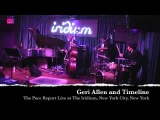 Jazz Music, Jazz Piano - Geri Allen &amp Timeline Live - Interview