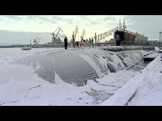 «Юрий Долгорукий» принят в состав ВМФ России