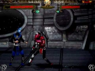 Mortal Kombat Shinobi - Sektor vs Sub-Zero