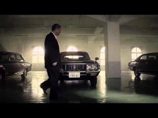 Реклама Тойота Кроун 2013 года с Такеши Китано и Жаном Рено!