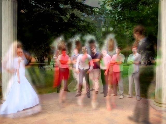 Свадьба Владимира и Ольги Пыльцевых