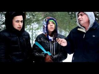 Куршская Коса - Съёмки фильма