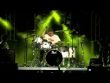 Ian Paice (Deep Purple) and The Running Birds - Speed King (drum solo)