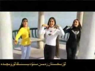 Shahrizoda: Three Uyghur Girls from Uzbekistan