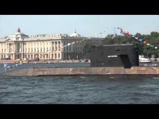 День ВМФ 30 июля 2012 Санкт-Петербург
