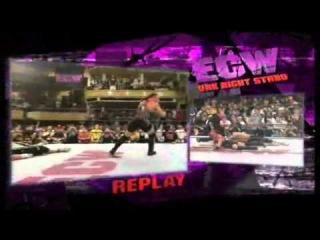 ECW One Night Stand 2006 John Cena vs Rob Van Dam (HD)