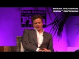 Colin Firth Celebrity English Actor Interview Santa Barbara