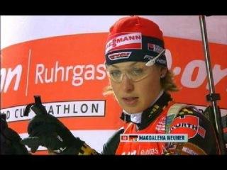 Магдалена Нойнер ( Magdalena Neuner ) Фотоотчет сезона 2008/2009