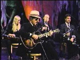 Leon Redbone on a late night talk show