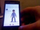 Обзор Windows Phone Mango - Samsung Omnia W