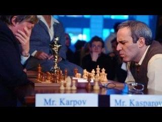 Anatoly Karpov Vs Garry Kasparov - Rapid Match 2009: Valencia, Spain - Gary Chess Grandmaster