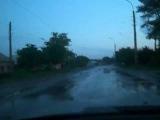 Ураган в Луганске. Сорваны крыши более чем со 100 домов, более 2-тысяч домов обесточены (+видео)