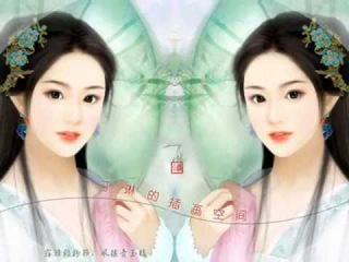 Chinese Music_渔舟唱晚 by 童丽 (Fisherman's Song At Dusk) with lyrics