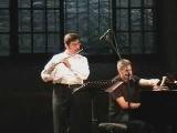 Astor Piazzolla / invierno perteno / Lior Kretzer Piano / Bulent Evcil Flute