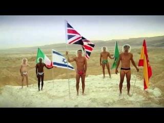 2011 GAY Pride Tel Aviv, Israel... 100000 Israelis went, 10000 tourists