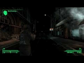 Resident Evil 2 Fallout 3 MOD GamePlay