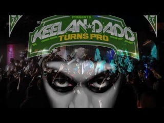 DGK KEELAN DADD PRO PARTY WITH THE GAME