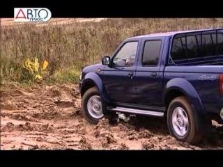 Mazda BT50, Nissan NP 300, SsangYong Actyon Sport part 2