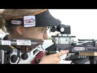 Finals 10m Air Rifle Women - ISSF Rifle&Pistol World Cup Final 2012, Bangkok (THA)