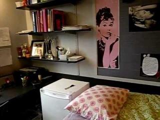 University Dorm Room Tour!