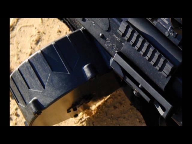IZHMASH Saiga-12 Shotgun Montage