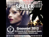 Spiller feat. Sophie Ellis-Bextor - Groovejet (DJ Favorite &amp DJ Kharitonov Radio Edit)