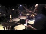 Marcus Thomas on drum | in akron ohio w/ Eric Darius (drum cam)