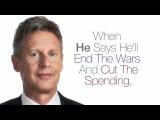 Ролик кампании Гэри Джонсона против двухпартийной системы