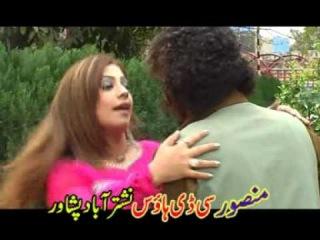 Pashto Drama 2011 - GHARIBI ZAMA GUNAH DA - Part 5 - ( JahanGir & ShaNza )
