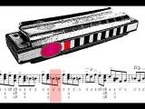 Big Walter Horton Boogie - 2nd part - Theme, I Chord - Blues Harp - Advanced level