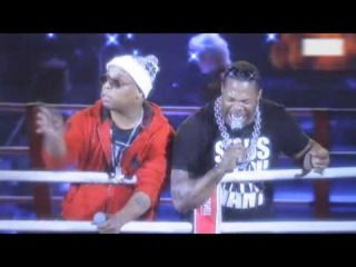 Busta Rhymes live performance best doubletime worldwide choppers