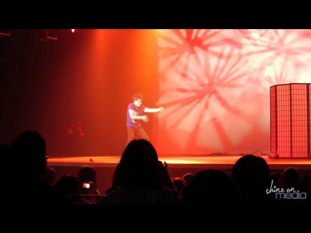 D-Trix Dance Medley - YTF Global Anaheim Concert W/ Best Crew Ryan Higa KevJumba