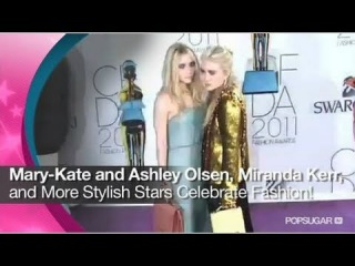 Mary-Kate and Ashley Olsen, Miranda Kerr, and More Stylish Stars Celebrate Fashion!