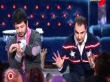 Новогодний Comedy Club Галустян и Демис