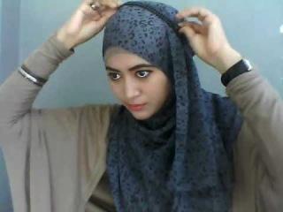 #6 Hijab Tutorial - Tasha.wmv